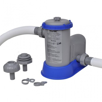 Bestway 58389 Inflatable Swimming Pool Pump And Filter - Buy Filter  Pump,Swimming Pool Pump And Filter,Inflatable Pool Filter Pump Product on  ...