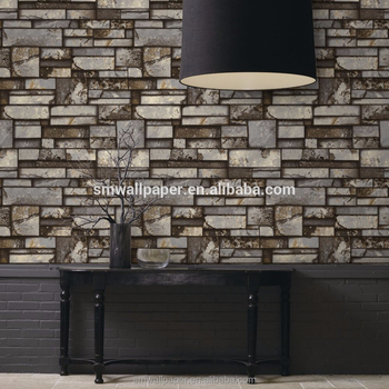 Stone Effect Wallpaper B Q Stone Effect Wallpaper Bathroom Stone Effect Wallpaper For Walls Buy 3d Wall And Floor Tile Decoration For Home Interior