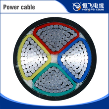 Transparent Manufacture Wire Slim Power Cable