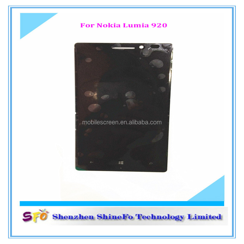 For Nokia Lumia 920 LCD+Touch Screen +Frame for Nokia Lumia 630 LCD Completed Assembly for nokia lumia 720 lcd with best quality