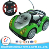 Hot selling cartoon four channel remote control miniature model car with light