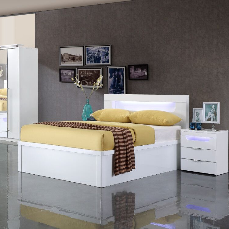 Affordable Contemporary Bedroom Furniture: Modern Cheap Bedroom Furniture/ Mdf Bedroom Furniture