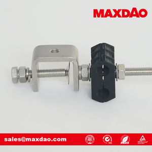 communication equipment Feeder China rf cable clamps