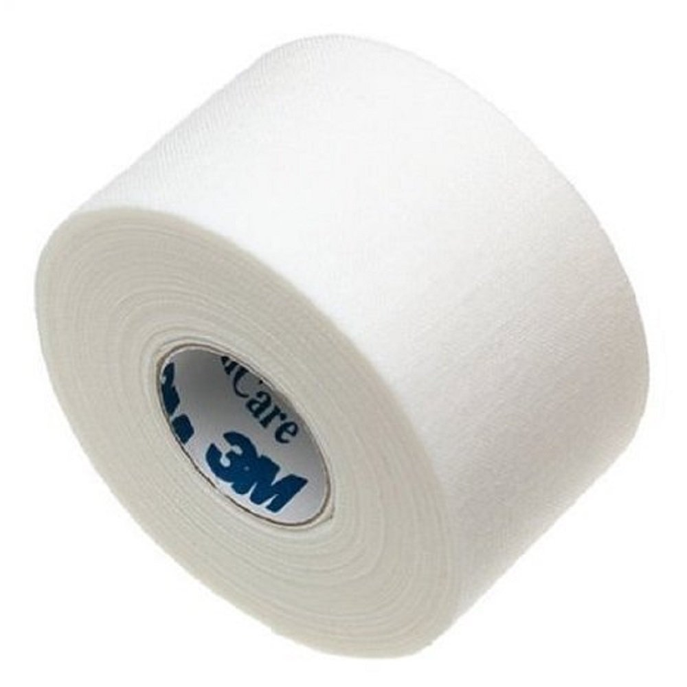 Nexcare Athletic Cloth Tape, 870-B , 1.5 in x 12.5 yds (5 Pack)