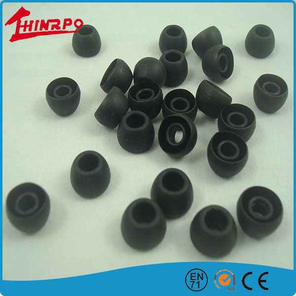 Customized rubber end caps for pipe moulded cap