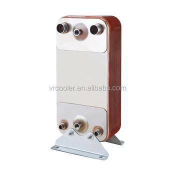 Ss316l Wasser Zu Kältemittel Platten-wärmetauscher - Buy Product on ...