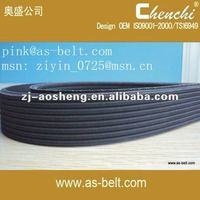 auto spare parts OEM:0099978792 8PK2465 rubber Poly V-ribbed belt / Fan Belt