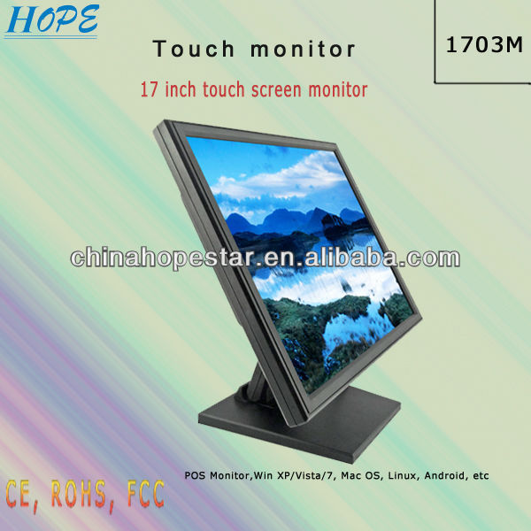 Hope 17' best touch screen monitor review