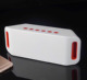 New S204 Mini BT Speaker Portable Wireless Speaker Sound System 3D Stereo Music Surround Support Wireless TF AUX USB