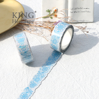 Hot sale printed adhesive stationary washi tape