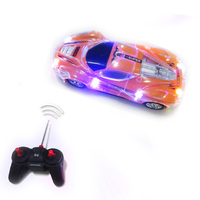 New speed mini racing car with light