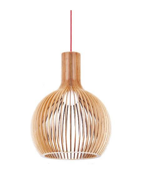 Modern Copper Ring Led Pendant Lighting 10758 Shipping: EMS Free Shipping E27 Pendant Lamp Handmade Light Bentwood