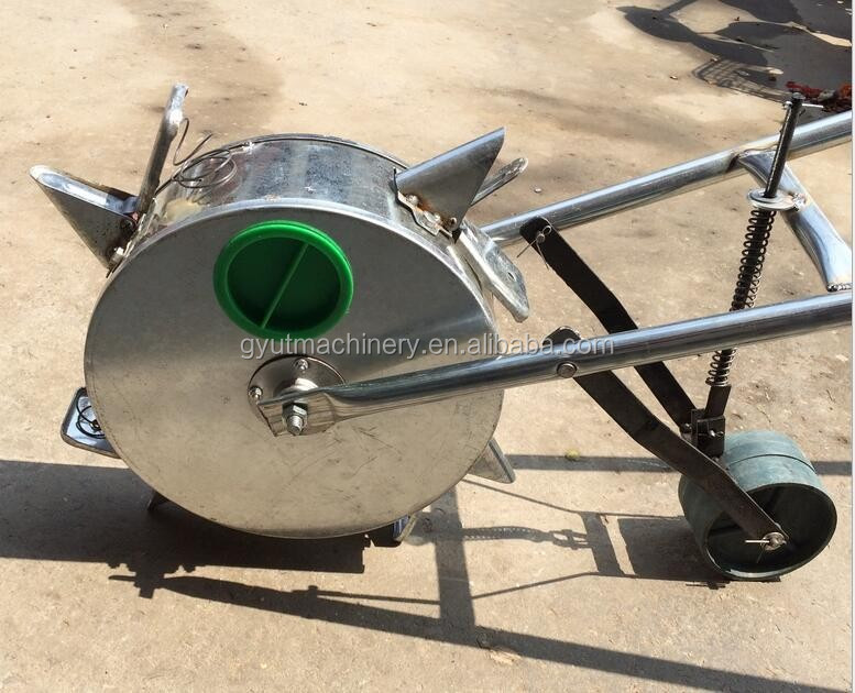 Cheap Price Hand Push Maize Soybean Seeds Planter Agriculture Corn