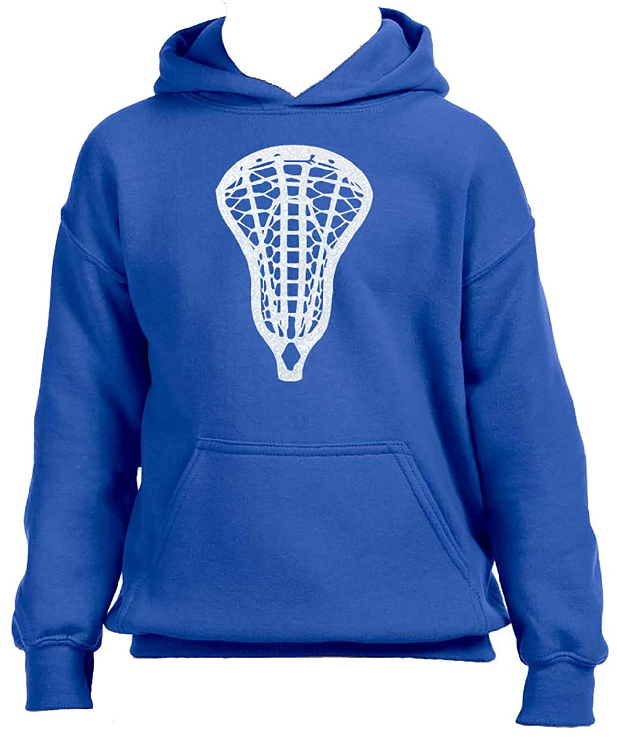 Get Quotations · LAX SO HARD Girls Lacrosse Hoodie 759205100