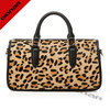 Fashion Cow Hair Clutch Purse Animal Printed Leather Magazine wholesale Handbag in New York