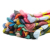Amo 50pcs Cotton Embroidery Floss Handmade Craft Floss Cross Stitch Threads Sewing Art for Friend Bracelets Tools Kits