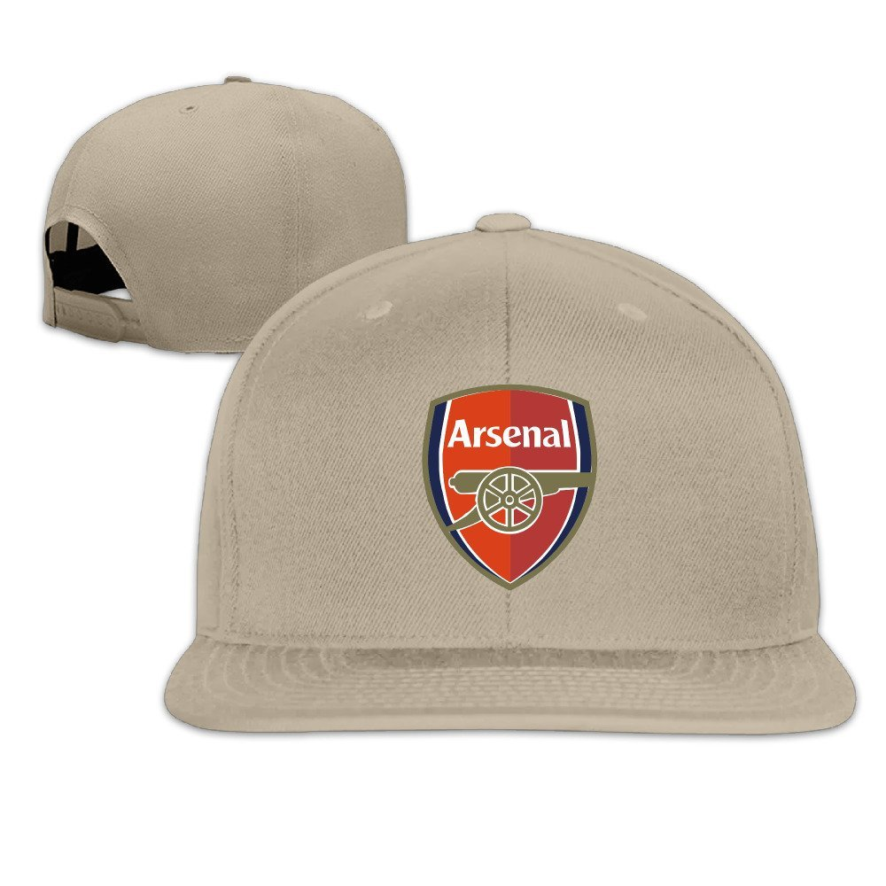 c4e9e6630a8 Get Quotations · Velcro Closure Cotton Baseball Caps Hat Arsenal F.C.  Football