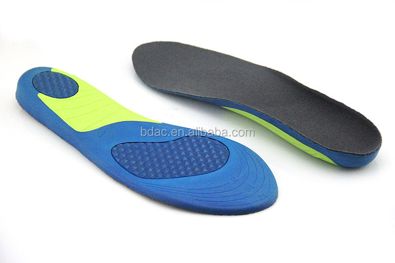 PU Foam Material and Insoles Type custom Foam shoe insole pu