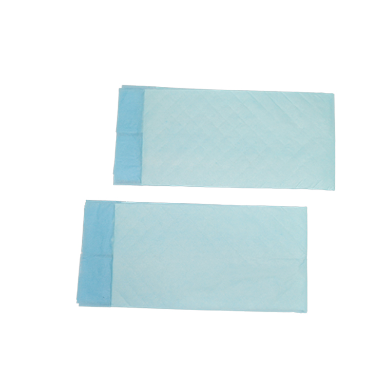 Adult Personal Care  High Absorbent  Blue  Hospital Medical  Disposable Underpad