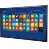Large size 50 55 65 70 75 84 inch smart tv 3d led For classroom