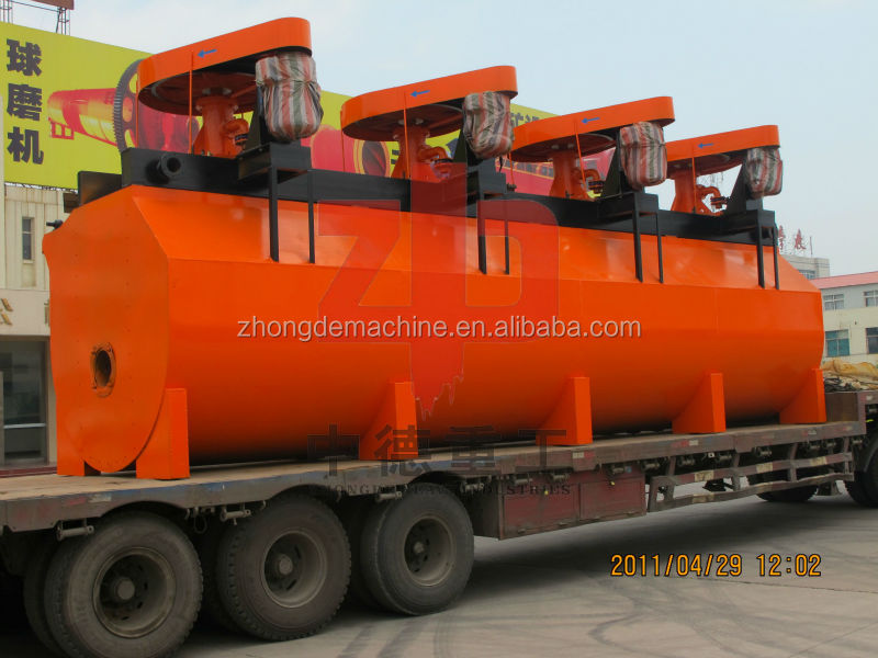 Gold Separating Machine/Chrome Sand Washing Plant/Gold Mining Equipment with CE Luoyang ZHONGDE