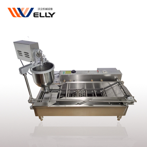 Factory price automatic mini donut machine/doughnut maker/donut fryer machine