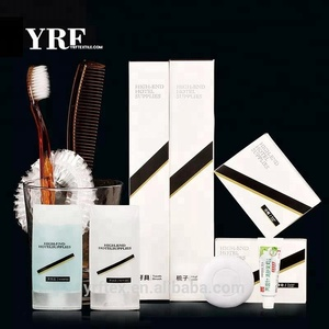 YRF Disposable Cheap Hotel Airline Amenity Hotel Travel Kit