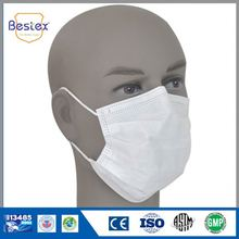 ce 3 ply surgical certified disposable face mask