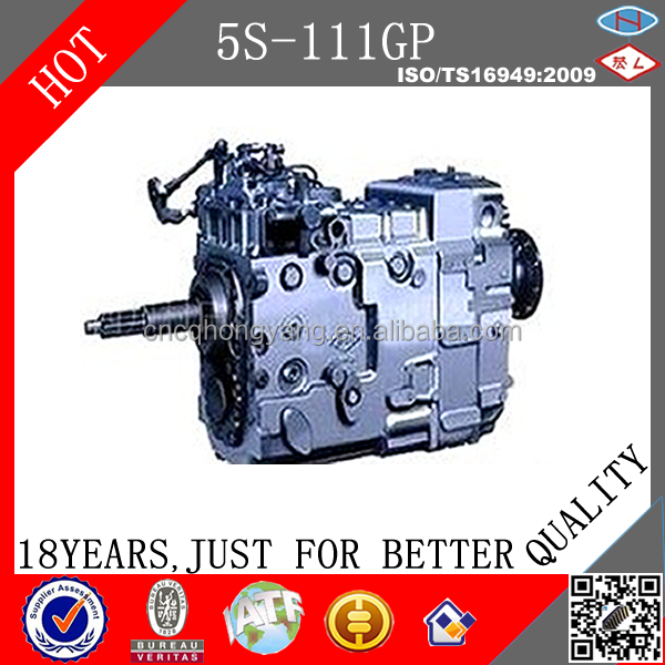 Heavy Vehicle Power Transmission gearbox, transmission parts, transmission 5S-111GP /5S-150GP Supplier/Manufacturer in China