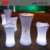 bar lighted chair/LED bar high stool/colourful bar chair/plastic bar stool/cheap restaurant chair