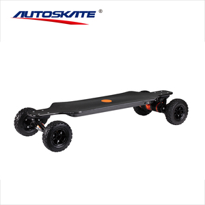 2016 AUTOSKATE Fashionable factory direct 100kg load weight skateboard 4 wheels on sale