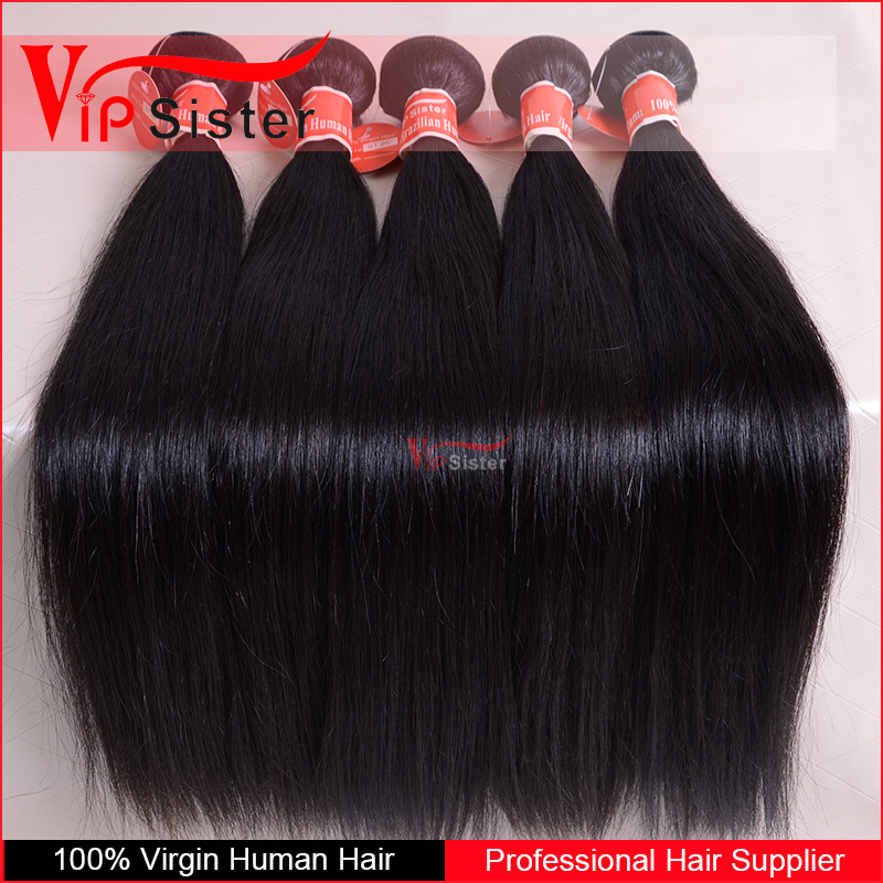 Hand tied wholesale straight virgin indian braiding hair extensions