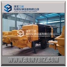 Factory Price!!60CMB Concrete Pump for sale,used concrete pump truck,putzmeister concrete pump and hose