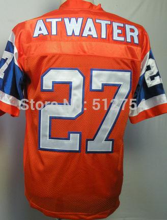 promo code 99445 8ad23 Online Get Cheap Steve Atwater Jersey -Aliexpress.com ...