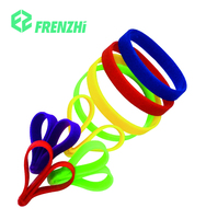 Best products children and adults pest control waterproof silicone natural selling anti mosquito bracelet FZ007