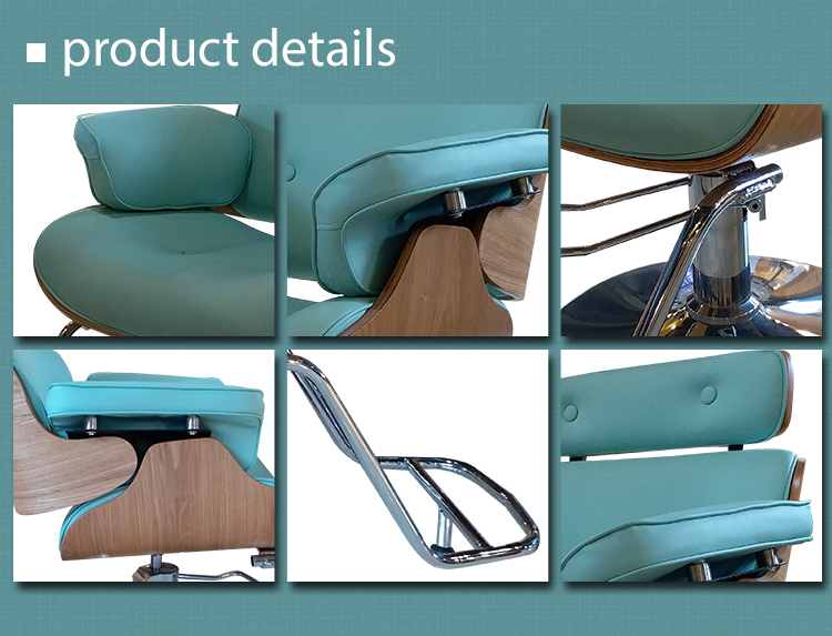 Modern Cheap Comfortable Custom barber shop chair Hydraulic Barber Chair
