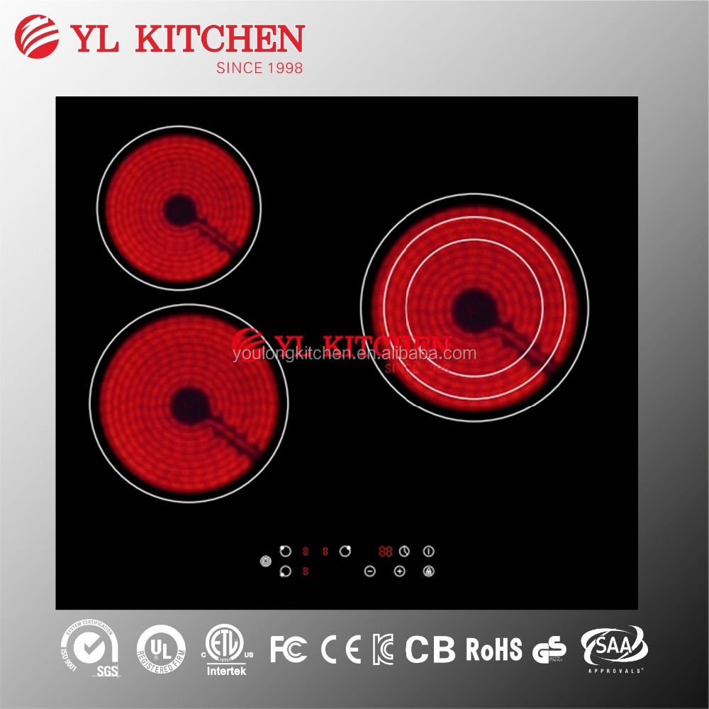 3 electric infrared heater cooker for the winter kitchen