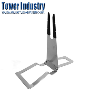Portable Stainless Steel Bicycle Parking Stand Bicycle Display Rack