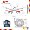 Hot selling kids 2.4g 4ch 6-axis gyro rc quadcopter ufo with light