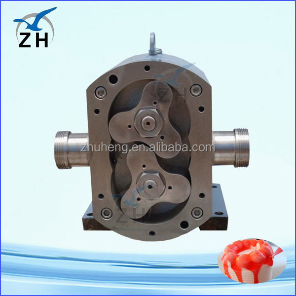variable speed chocolate rotor lobe pump viscous liquid lobe pump oasis vacuum pump