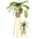 Indoor Plant Stand Flower Pot Stand With Plant Pots