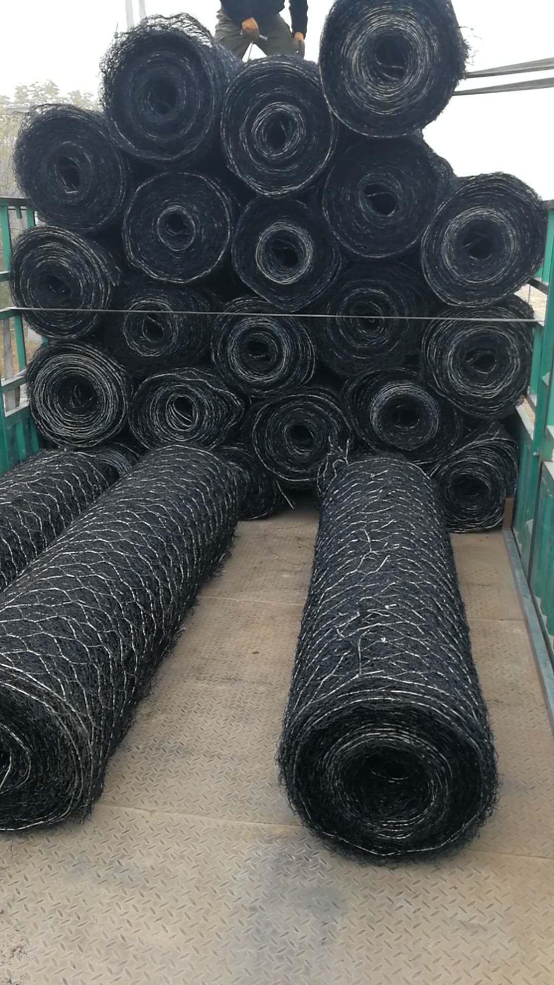 manufacture pvc or galvanized hexagon wire mesh reno mattress stone Gabion cage gabion Box retaining wall gabion basket prices