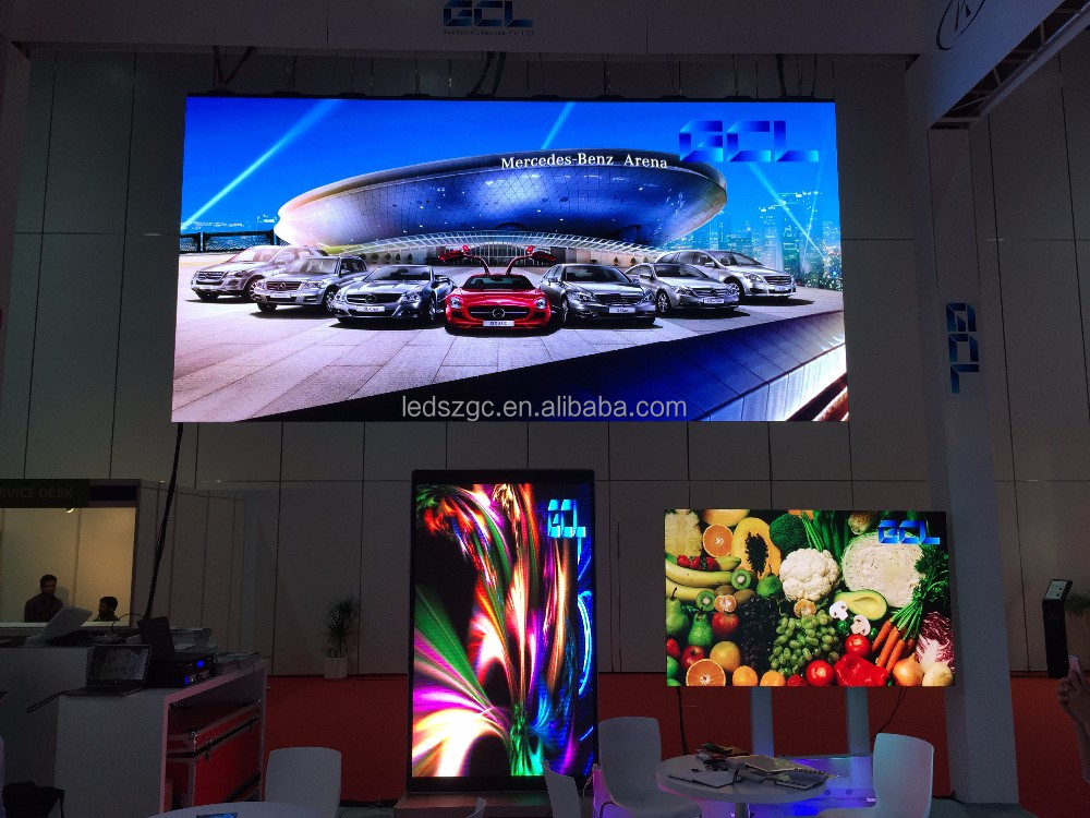 P2, p2.5, P2.9 p3 Indoor led video wall panel