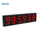 5 inch 6 digit electric wall countdown timer