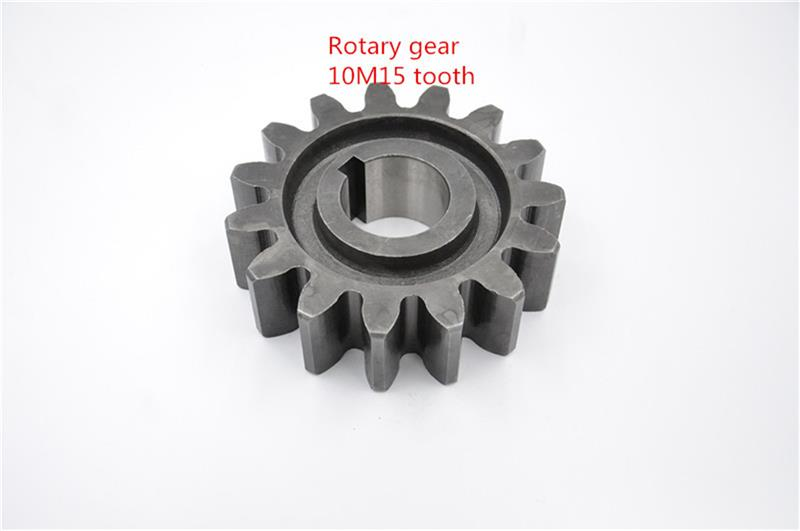 rotary gear storage travel carrying case bag