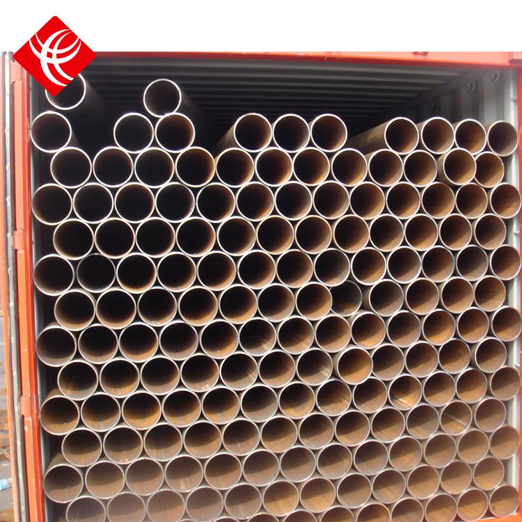 Non-secondary S235jr S275jr S355jr Welded Erw Steel Pipe