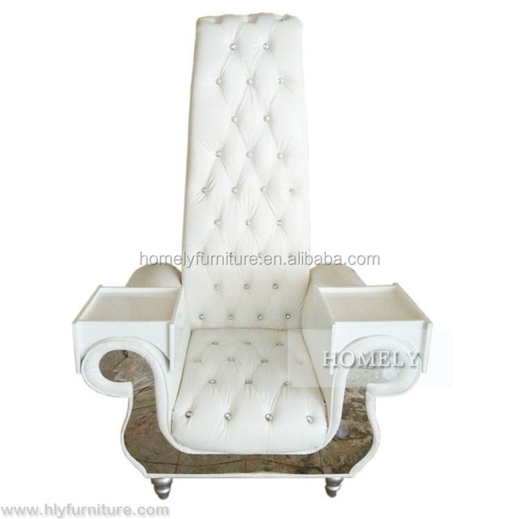 wholesale high back spa pedicure nail shop chair