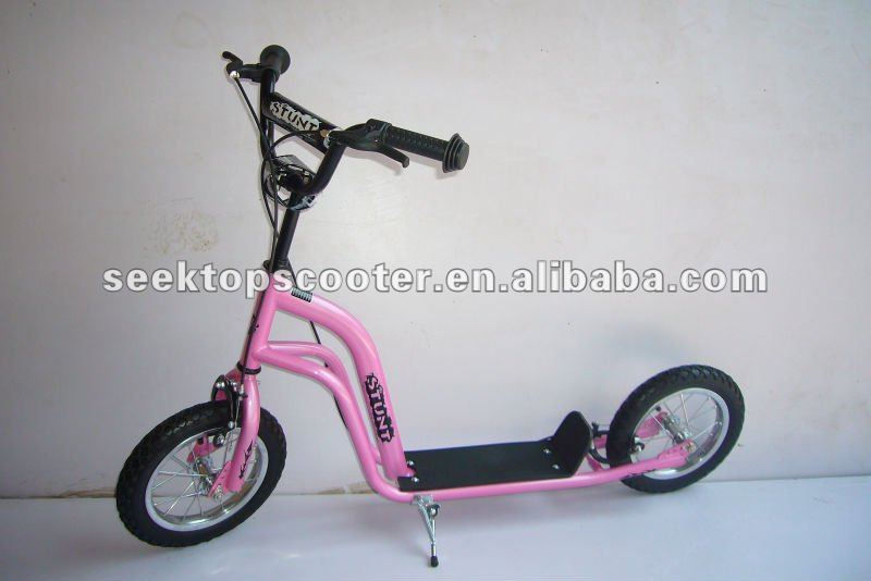 kids classical city BMX foot kick scooter with cheap price for sale