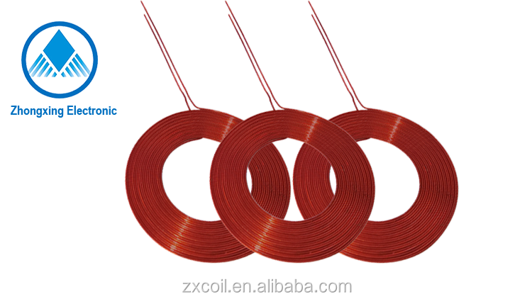 Air Choke Coils Pancake Coil Copper Induction Coil Induction Copper  Coil,Custom-made Design - Buy Copper Coil 8mm,Induction Heating Coil  Design,Flat