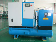 22kw Screw Air Compressor manufacturer ( integrated unit )